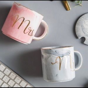 Mrs. Mug set